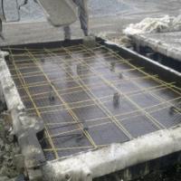 композитная арматура При изготовлении панелей из бетона