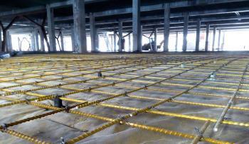 Композитная арматура для армирования бетонных полов